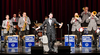 "Glenn Miller OrchestraFriday, March 20, 2020 Doors 5:30 p.m. | Show 7 p.m. Tickets start at $18 (incl. fees)This show is included in the full season package and half season package B.The Glenn Miller Orchestra is the most popular and sought after big band in the world today for both concert and swing dance engagements. With its unique jazz sound and hits including ""In The Mood,"" ""Tuxedo Junction,"" ""Little Brown Jug,"" and ""Pennsylvania 6-5000,"" the Glenn Miller Orchestra is considered to be one of the greatest bands of all time. The present Glenn Miller Orchestra was formed in 1956 and has been touring consistently since, playing an average of 300 live dates a year all around the world."