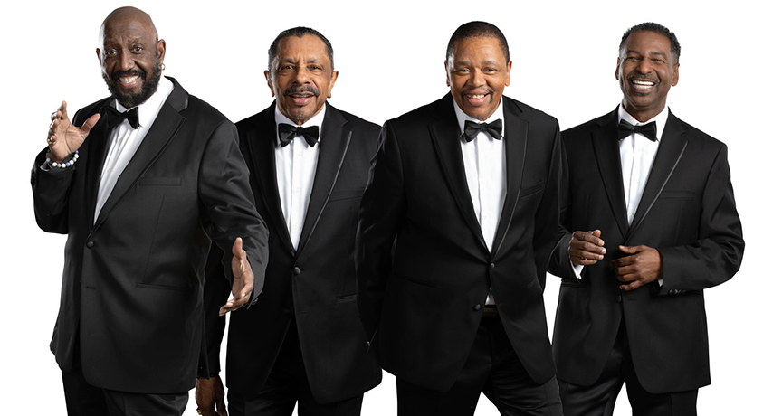 "The TemptationsSaturday, June 6, 2020 Doors 6 p.m. | Show 7:30 p.m. Tickets start at $46 (incl. fees)This show is included in the full season package and half season package B.For more than 50 years The Temptations have prospered. An integral part of Barry Gordy's Motown, The Temptations propelled popular music for decades with a series of smash hits and sold out performances throughout the world. Beginning their musical career in Detroit in the early '60s, it wasn't until 1964 when the iconic Smokey Robison wrote and produced ""The Way You Do The Things You Do"" that they were catapulted into stardom. A flood of hits soon followed with songs like ""My Girl,"" ""Ain't Too Proud to Beg,"" and ""Just My Imagination"" to name a few."